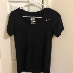 Nike tee dri-fit material